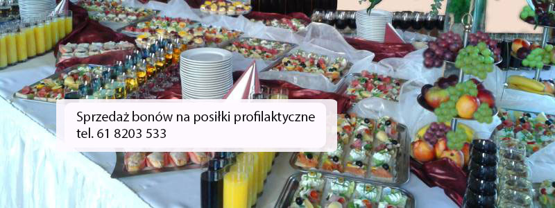 Catering GSS Poznań